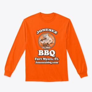 Jonesez Long Sleeve T